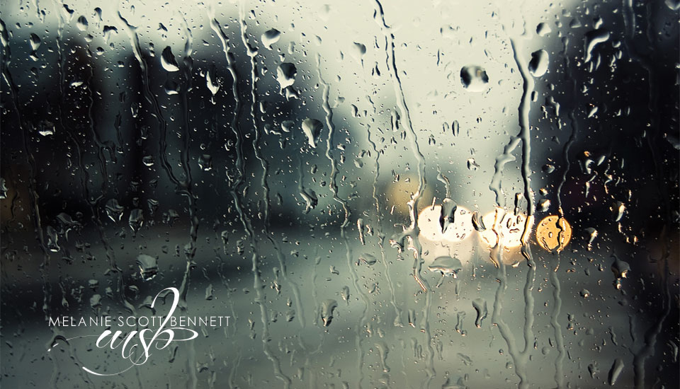 rain against the window pic